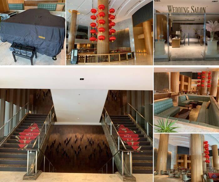 台南香格里拉飯店大廳設施