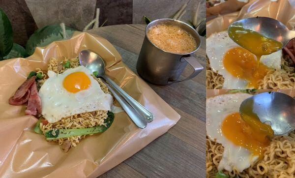[台北永和] 北蘭阿姨商行。半熟蛋