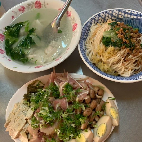 台南北區徐家酸菜麵店