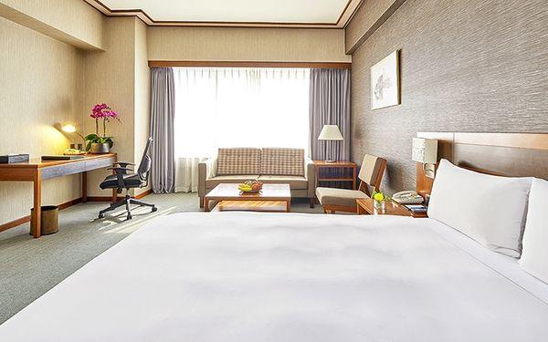 [新竹住宿] 2020年15間新竹飯店推薦。福泰商務飯店