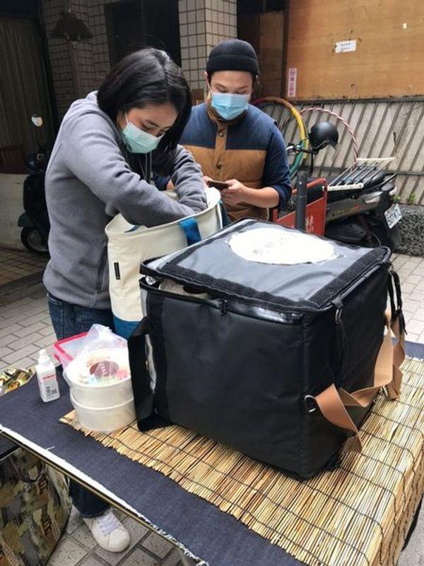 [台北古亭] 老號食廚。古亭健康餐盒。上班族的健康從吃開始。