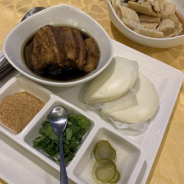 全家福客家菜館梅干扣肉