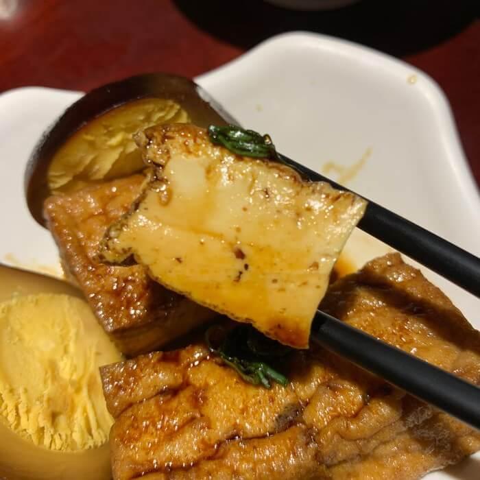 [台北美食] 大稻埕魯肉飯。魯油豆腐