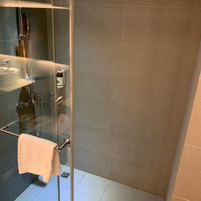 [花蓮住宿] 力麗華美達安可酒店住宿體驗心得。浴室乾濕分離