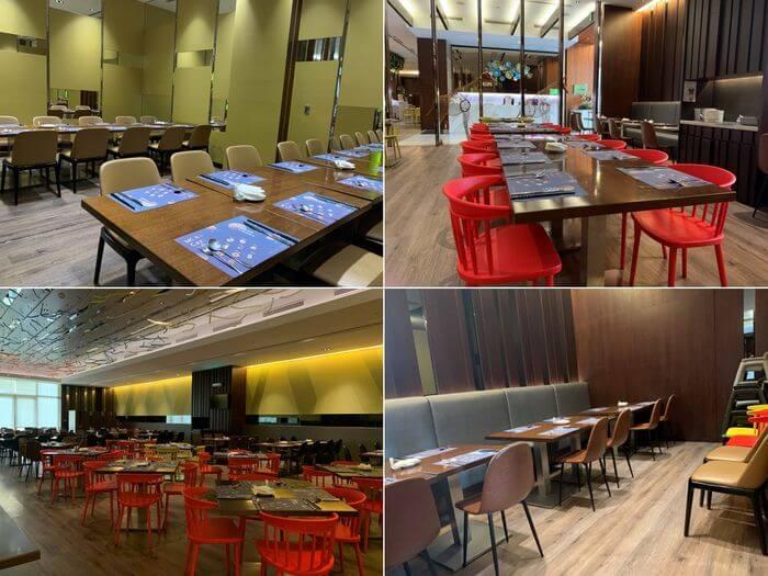 新竹芙洛麗大飯店/早餐餐廳