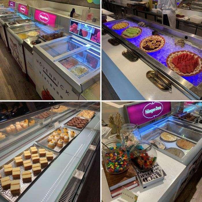 新竹芙洛麗大飯店/甜點冰品
