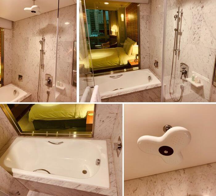 新竹芙洛麗大飯店/浴缸