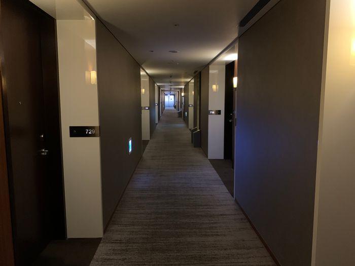 新竹芙洛麗大飯店/飯店走道
