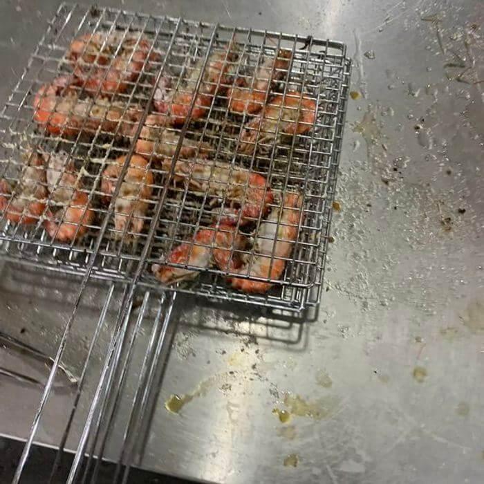 [桃園釣蝦] 桃園瀧泰釣蝦場。烤