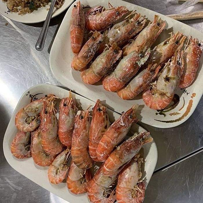 [桃園釣蝦] 桃園瀧泰釣蝦場。蝦子