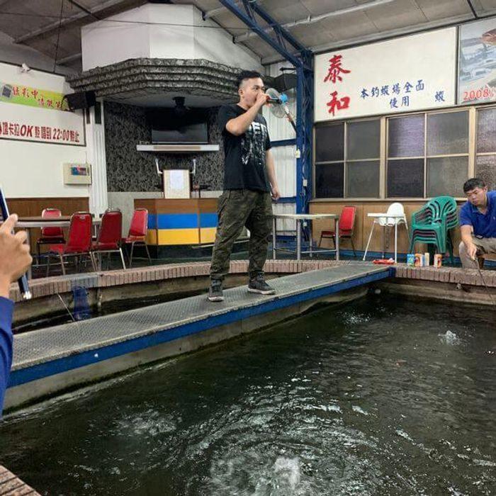 新竹竹北新泰和釣蝦場。新竹竹北釣蝦推薦。不定期舉辦活動