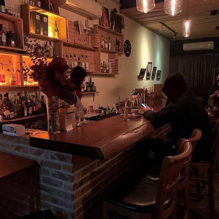 桃園酒吧推薦/偉朋雪茄館。Vesper Cigar Bar。桃園經國路酒吧。內用吧檯