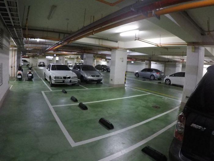 [台南安平住宿]臺邦商旅。飯店專屬地下停車場