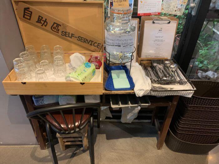 新竹竹北二街咖啡/自助區