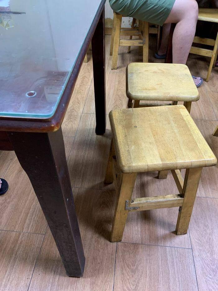 新竹阿婆早餐麵店/十八尖山新竹高中附近美食早餐午餐推薦/美味的背後藏著令人動容的堅毅故事/座位
