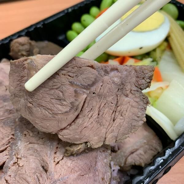新竹健康餐肌津有味牛腱肉