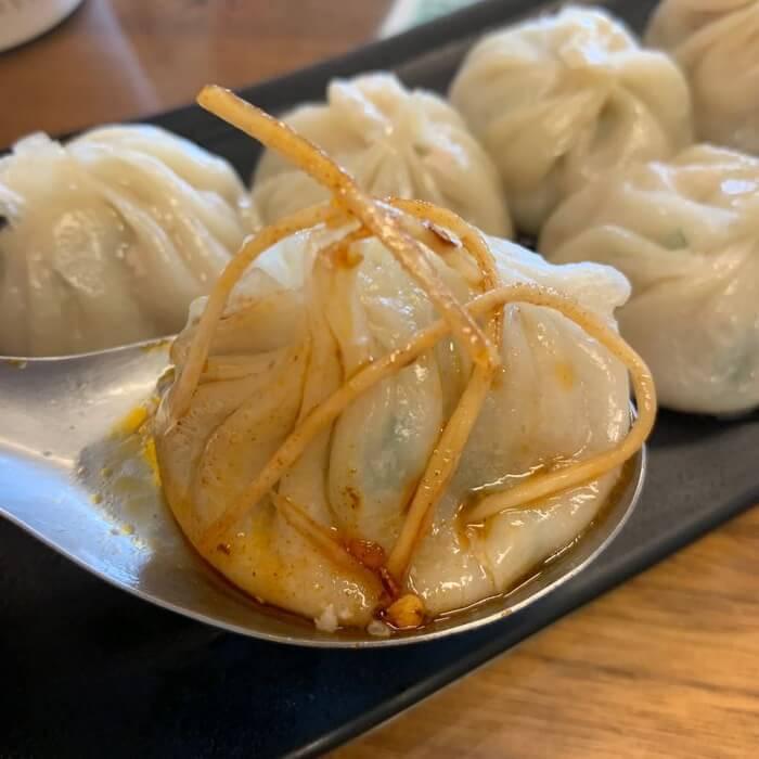 台中沙鹿王巧手小籠湯包/沙鹿早餐午餐推薦/薑絲
