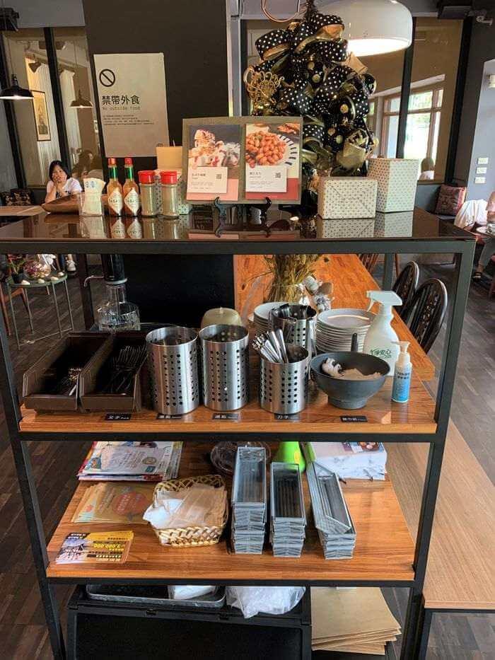 台南東區成大附近咖啡廳/開普3號店自助式
