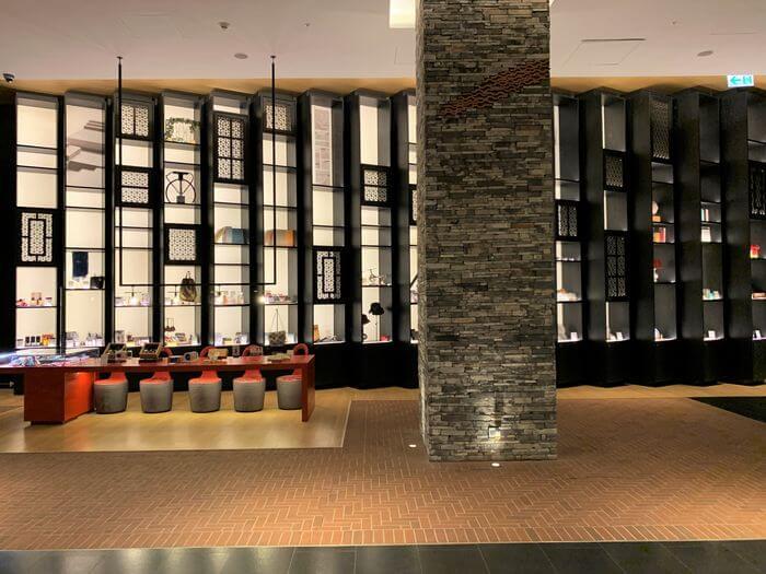 台南東區住宿/老爺行旅The Place Tainan/台南住宿飯店酒店推薦/設計風格結合在地元素飯店甘情商號