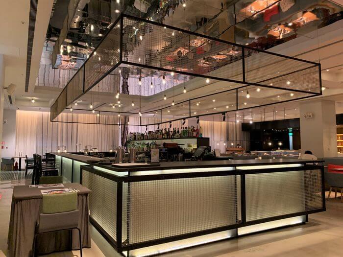 台南東區住宿/老爺行旅The Place Tainan/台南住宿飯店酒店推薦/設計風格結合在地元素飯店廿一酒吧