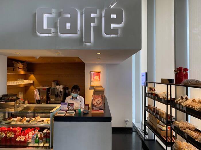 台南東區住宿/老爺行旅The Place Tainan/台南住宿飯店酒店推薦/設計風格結合在地元素飯店回甘咖啡