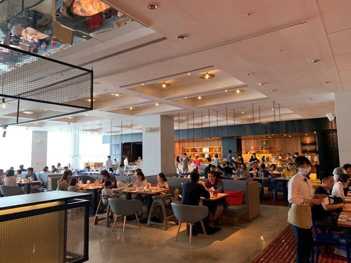 台南東區住宿/老爺行旅The Place Tainan/台南住宿飯店酒店推薦/設計風格結合在地元素飯店甘粹餐廳