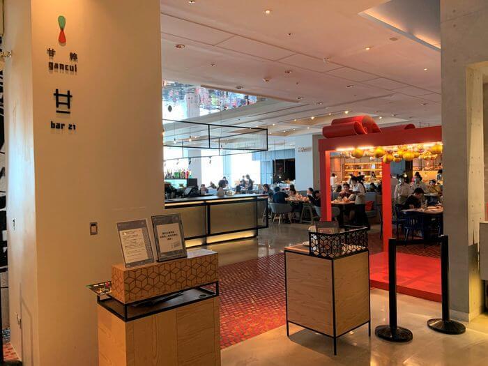 台南東區住宿/老爺行旅The Place Tainan/台南住宿飯店酒店推薦/設計風格結合在地元素飯店甘粹早餐