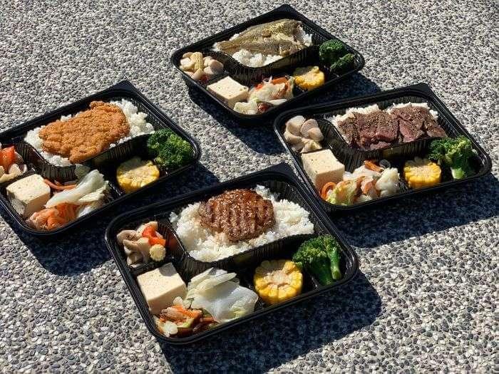 新竹會議便當外送推薦/飛航模式餐盒專賣店/竹南也有送噢