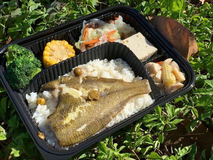 新竹會議便當外送推薦/飛航模式餐盒專賣店/竹南也有送噢/蒸魚