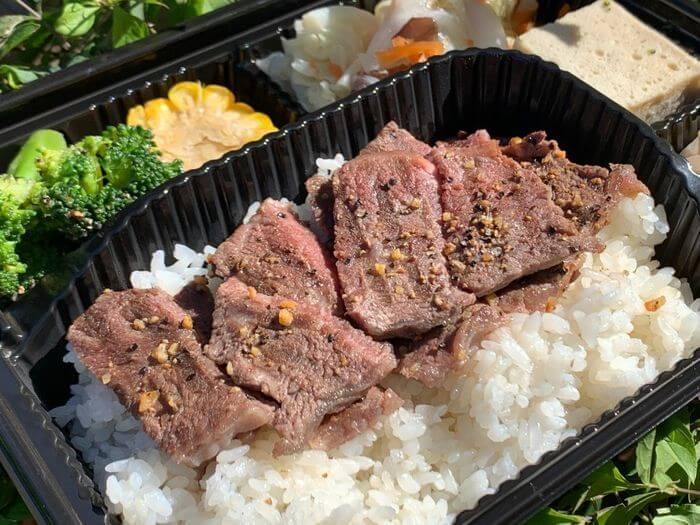 新竹會議便當外送推薦/飛航模式餐盒專賣店/竹南也有送噢/BEAF牛排