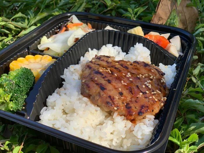 新竹會議便當外送推薦/飛航模式餐盒專賣店/竹南也有送噢/BURGER漢堡