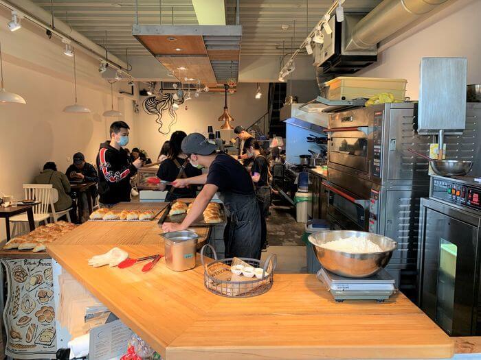 新竹竹北早午餐推薦/二十四分之一早午餐手作麵包/麵包坊