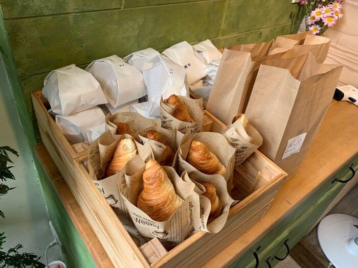 新竹竹北早午餐推薦/二十四分之一早午餐手作麵包/可以進店買麵包