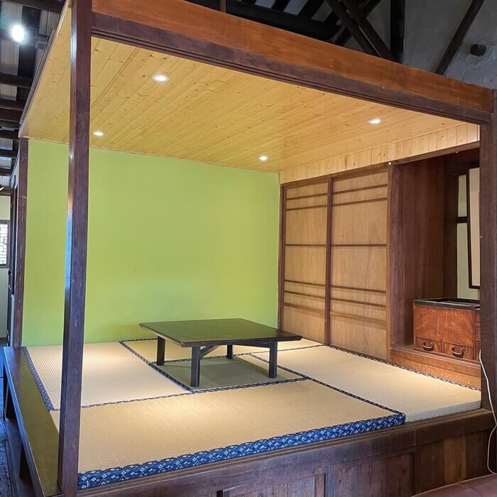 新竹北埔老街老屋咖啡廳/和室