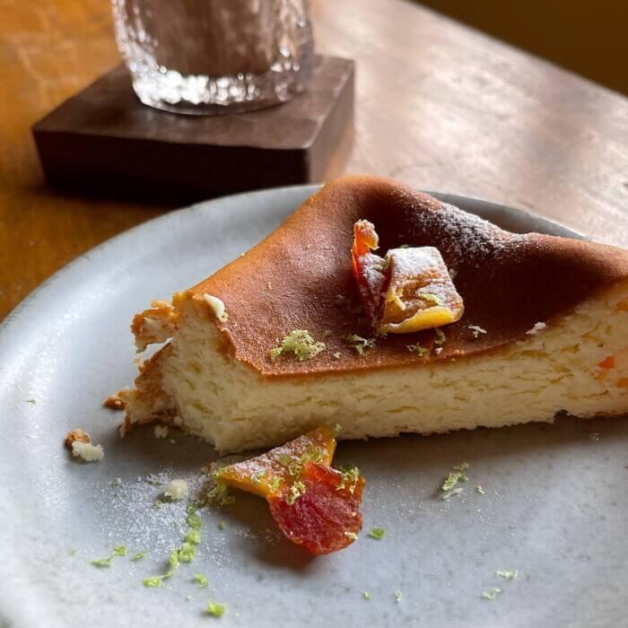 新竹北埔老街老屋咖啡廳/乳酪蛋糕
