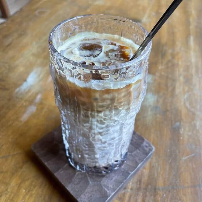 新竹北埔老街老屋咖啡廳/冰摩卡