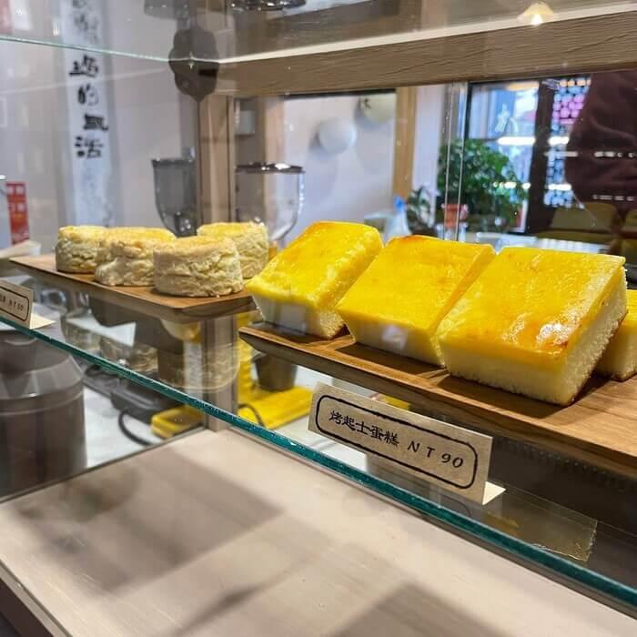 新竹北埔老街老屋咖啡廳/考起司蛋糕/蜂蜜司康