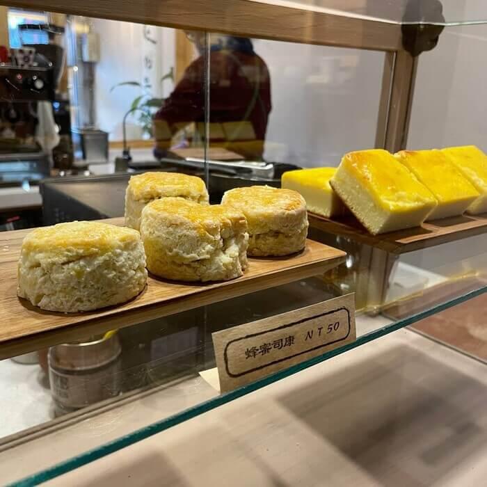 新竹北埔老街老屋咖啡廳/甜點DESSERT