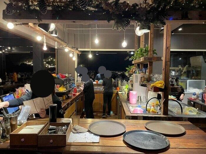 空ㄟ農場/宜蘭礁溪夜景/親子景點/廚房