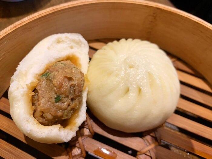 [中永和美食] 五草車中華麵食館永和店。大肉包