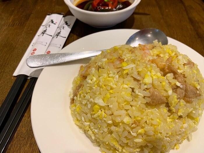 五草車中華麵食館/蝦仁蛋炒飯/永和店