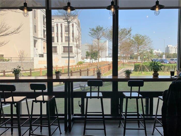[新竹竹北早午餐]野橘香意識咖啡/下午茶推薦/菜單營業時間地址店內景色