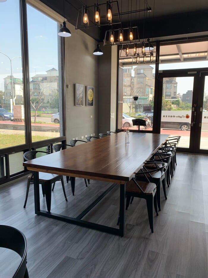 [新竹竹北早午餐]野橘香意識咖啡/下午茶推薦/內用座位