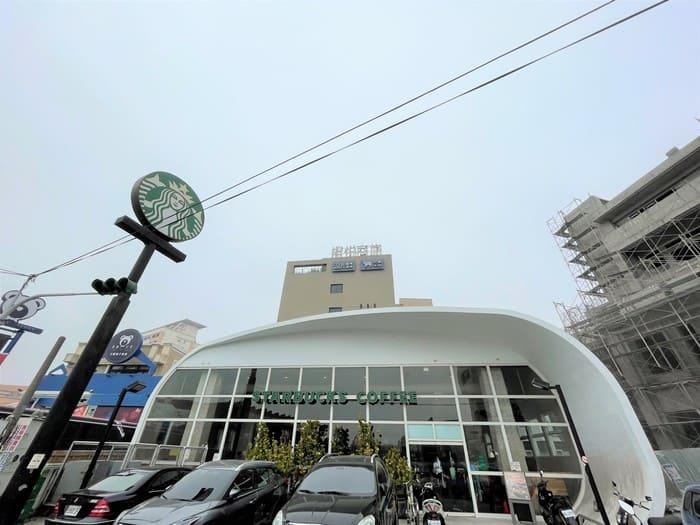 鹿港澄悅商旅Joy inn/彰化鹿港住宿商旅推薦/星巴克