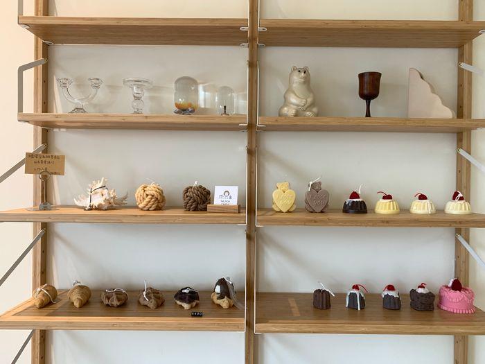 Basement Cafe/新竹韓系質感咖啡館/新竹公道五路推薦早午餐下午茶咖啡廳/手作蠟燭