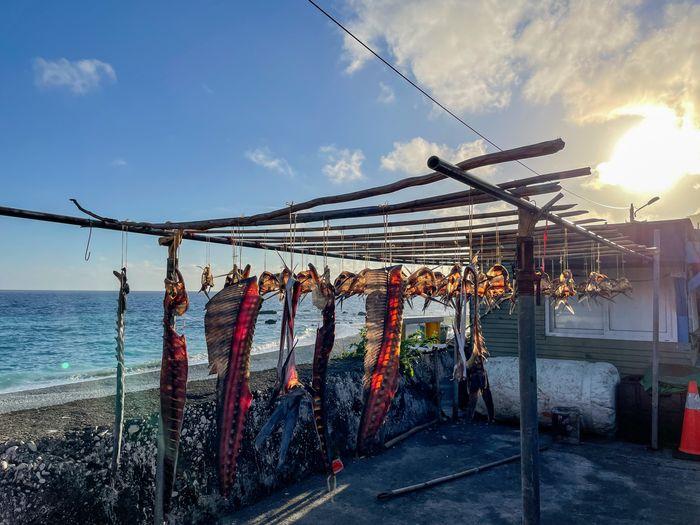 蘭嶼巴漾民宿/蘭嶼無敵海景房住宿推薦2021/靠近碼頭/電話地址/環島拍照景點/曬飛魚