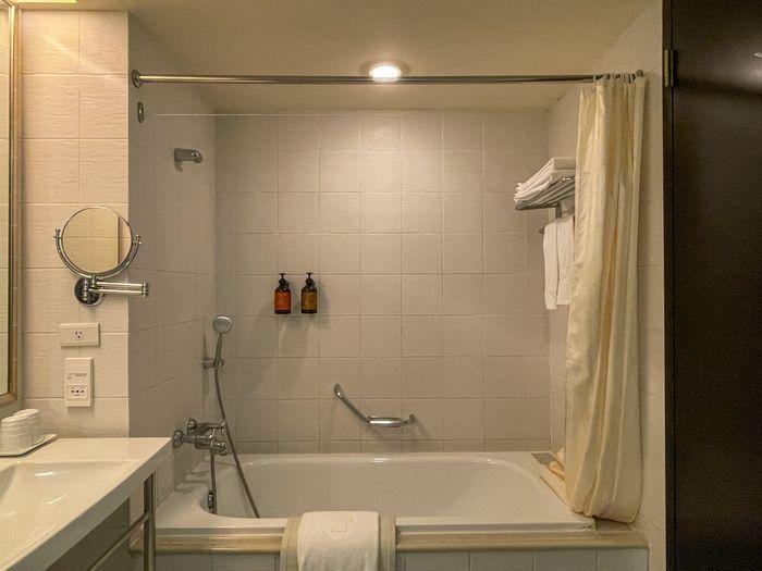 [新竹住宿] 煙波飯店都會一館/走路5分鐘到巨城/評價/停車/附近美食/雙人房浴室浴缸