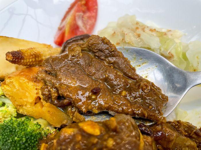 [新竹竹北健康餐]廚師流浪/好吃不無聊的高蛋白低GI健康餐盒/牛腱肉
