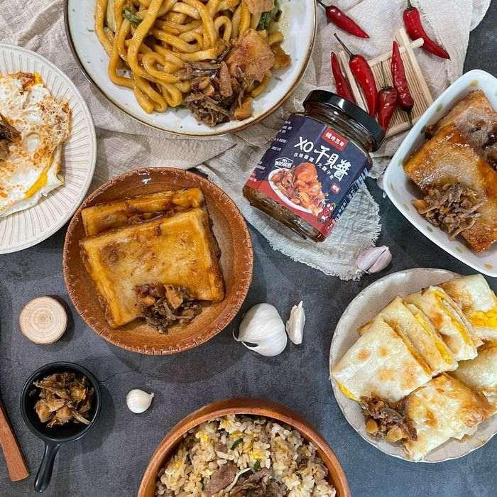 [宅配美食]辣味豆哥-XO干貝醬/團購台灣伴手禮/居家簡單料理必備/任何食物都可以拿來加