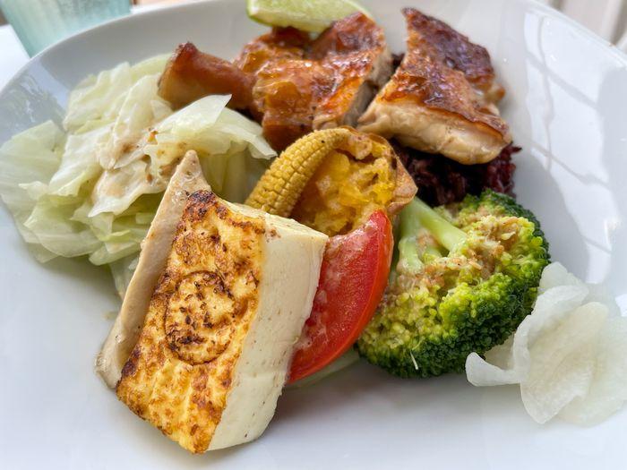 [新竹竹北健康餐]廚師流浪/好吃不無聊的高蛋白低GI健康餐盒/配菜好吃